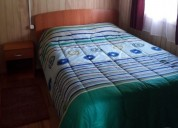 Excelente cabaña en puerto varas 1 dormitorios 24 m2