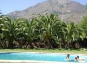 Parcela gran piscina