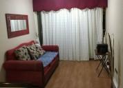 arriendo excelente departamento 1 dormitorios 37 m2
