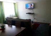 Excelente departamento a pasos de cavancha 3 dormitorios 60 m2