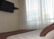 Arriendo santiago centro 1 y 2 dormitorios 35 m2, contactarse.