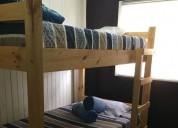 arriendo excelente casa grande por dia 5 dormitorios 120 m2