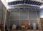 Excelente bodega para almacenarurgente 176 m2