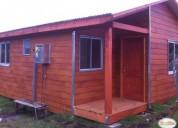 Excelente cabaña de 42 metros con dos dormitorios 42 m2