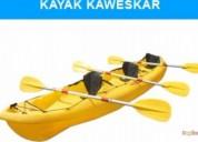 Linea nautica kayak en concepción
