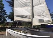 Catamaran hobie 16 usa en santiago
