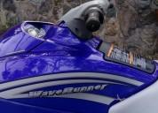 Excelente moto de agua impecable.