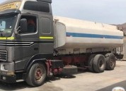 Camion aljibe iquique