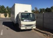 arriendo camion cerrado con conductor