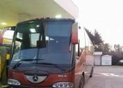 Arriendo modernos buses para traslado de personal eventos