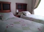 arriendo amoblados los angeles 3 dormitorios 90 m2