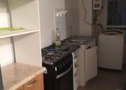 Se arrienda departamento amoblado 3 dormitorios 50 m2