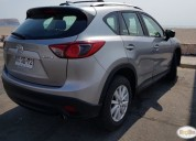 Vendo mazda cx5 sport 2 0 ano 2013 sello verde 40000 km kms