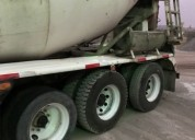 Mixer international modelo 7600 ano 2008 125000 km kms