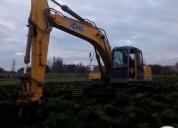 Excavadora xcmg ano 2014 1800 horas en linares