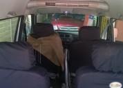 Excelente minivan 7 pasajeros 57000 km kms