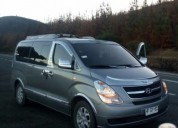 Vendo furgon para transporte de pasajeros casi nuevo 28000 km kms