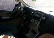 Se vende furgon hyundai h 1 130000 km kms