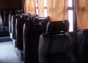 Vendo bus mercedes benz en talca