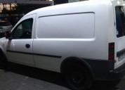 Chevrolet combo van turbo 185754 km kms, contactarse.