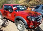 Ford ranger xlt doble cabina 4x4 diesel 2011