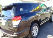Vende toyota 4 runner limited automatica ano 2011