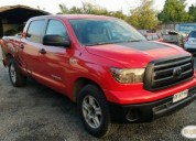 Toyota tundra 2010 impecable 133000 km kms. oportunidad!.