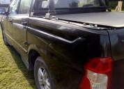 Vendo camioneta ssangyong 70000 km kms