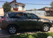Vendo mi toyota rav 4 impecable.