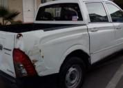 Excelente camioneta ssangyong actyon 2010. contactarse.