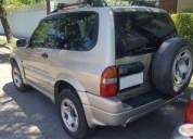Suzuki grand vitara 1 6 glx 4wd 119000 km kms cars, contactarse.