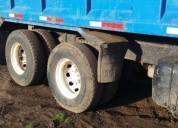 Excelente camion tolva volkswagen cars