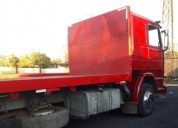 Scania 112 ano 1991 con carro 450000 km kms cars. oportunidad!.