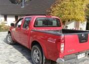 Camioneta nissan navara 2 5 ano 2011.