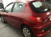 Excelente peugeot 2017 compact xs line 1 6 ano 2010