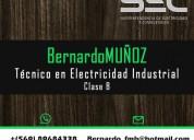 Electricista sec quinta región