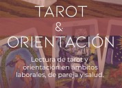 Lectura de tarot rider waite y orientación