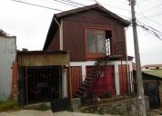 Amplia propiedad en Valparaiso, Cerro La Cruz
