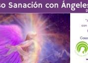 Taller de formación sanando con los ángeles