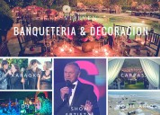 eventos dj karaoke banqueteria carpas peÑalolen