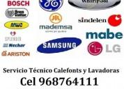 Gasfiter urgencias calefont c 968764111 viña del m