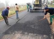 ConstrucciÓn y reparaciÓn de carpeta asfÁltica
