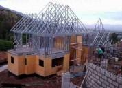 ConstrucciÓn de casas en metalcom