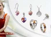 Precio de joyas al por mayor y gana el 100%