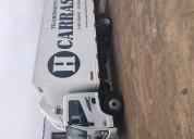 Camiones con equipo de frio