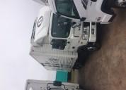 Fletes y mudanzas camiones con equipos de frio