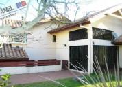 Casa hermosa vista, los almendros, reÑaca // vc513