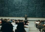 Clases particulares de Física, Química y Matemáticas