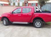 Vendo hermosa, camioneta, mitsubishi, l200, 4x4.