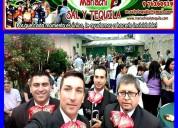 Charros rancheros mariachi sal y tequila 976260519